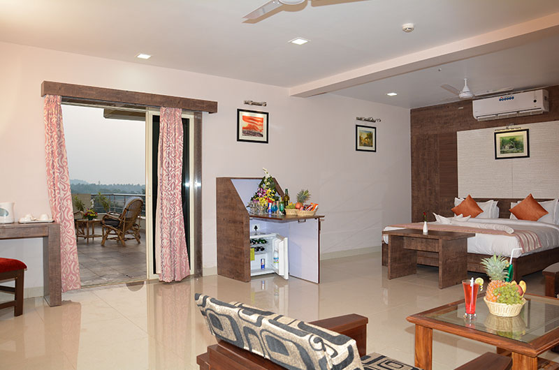 Boshan Hotels-suite Room-1